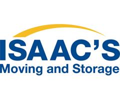 Isaacs Moving logo