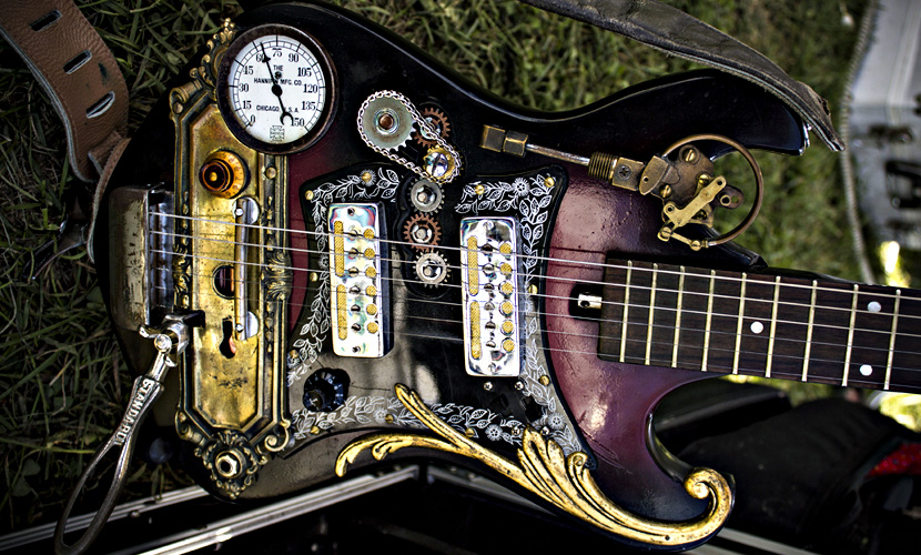 FireSeed Guitar